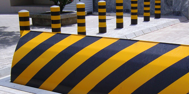 High-Security-Bollards